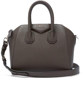 Givenchy Antigona mini grained-leather cross-body bag