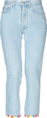 Couture FORTE DEI MARMI Denim pants - Item 42702395BA