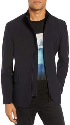 HUGO Janno Slim Zip Front Sport Coat