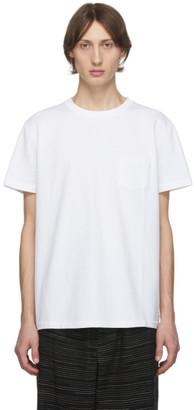 Schnaydermans White Hang-Dried Hank T-Shirt