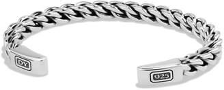 David Yurman 'Chain' Woven Cuff Bracelet