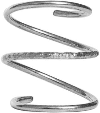 Dutch Basics - Silver Spiral Ring