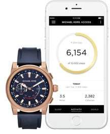 Grayson Strap Hybrid Smartwatch