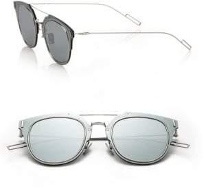 Christian Dior Composit 62MM Round Sunglasses