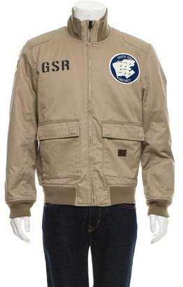 G Star Padded Flight Jacket