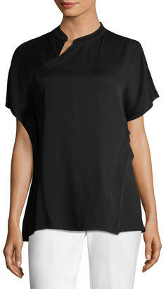 Zero Maria Cornejo Drape Shirt