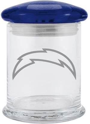12oz NFL San Diego Chargers Glass Candy Jar