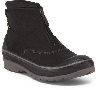 Waterproof Winter Boots With Comfort Features