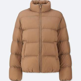 Uniqlo Women's Ultra Light Down Puffer Volume Jacket