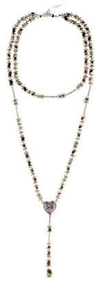 Givenchy Embellished necklace