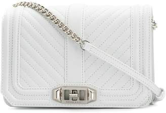 Rebecca Minkoff love rectangle satchel bag