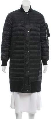 Jocelyn Down Knee-Length Coat