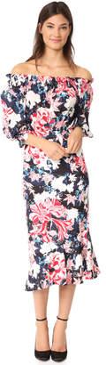 Saloni Grace Maxi Dress $625 thestylecure.com