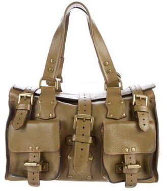 Mulberry Roxanne Leather Bag $245 thestylecure.com