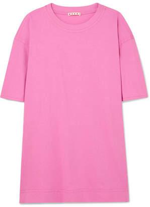 Marni Oversized Cotton-jersey T-shirt