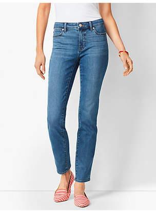 Talbots Slim Ankle Jeans - Equinox Wash