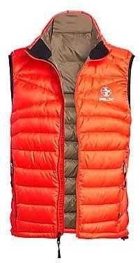 Ralph Lauren Purple Label Men's RLX Packable Down Vest