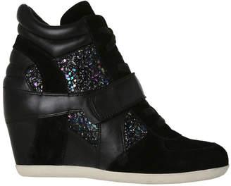 Ash Bowie1 Black Sneaker