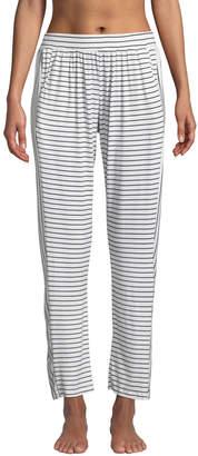 Eberjey Vega Not-So-Basic Striped Lounge Pants