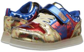 Favorite Characters Wonder Womantm Motion Lighted Girl's Shoes