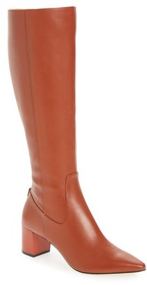 Calvin Klein Nolina Tall Boot (Women) $294.95 thestylecure.com