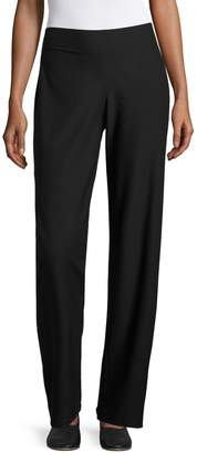 Eileen Fisher System Stretch Band Trousers