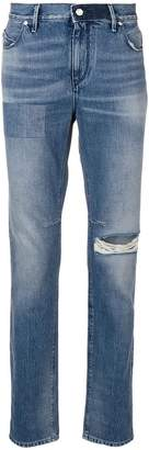 RtA faded distressed jeans