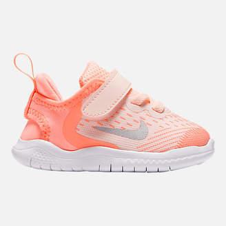 Nike Girls' Toddler Free RN 2018 Running Shoes