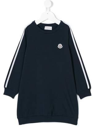 Moncler logo dress