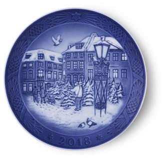 Royal Copenhagen Christmas 2018 Decorative Plate