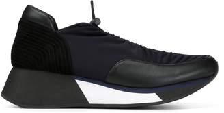 Donald J Pliner PRINZE, Crepe Elastic Sneaker