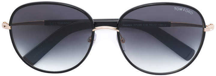 Tom Ford Eyewear Georgia sunglasses