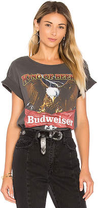 Junk Food Budweiser Tee in Black $67 thestylecure.com