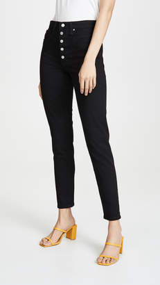 Joe's Jeans x We Wore What Danielle High Rise Vintage Straight Jeans