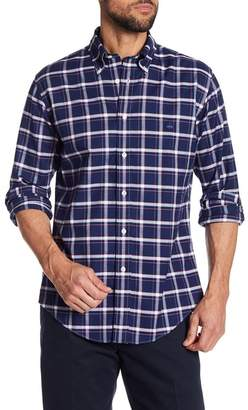 Brooks Brothers Oxford Regent Check Regular Fit Shirt