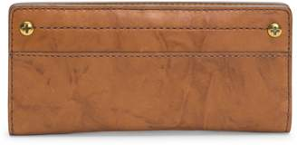 Frye Demi Slim Leather Wallet