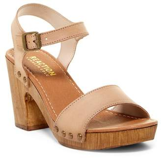 Kenneth Cole Reaction Log Set Sandal $89 thestylecure.com