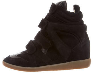 Isabel Marant Isabel Marant Beckett Wedge Sneakers