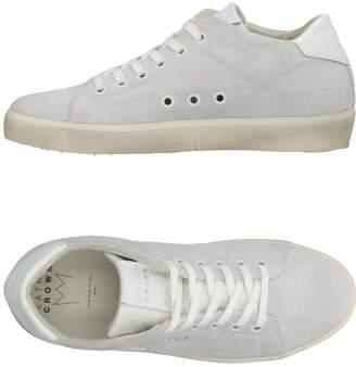 Leather Crown Low-tops & sneakers - Item 11436682