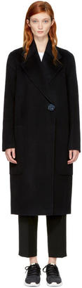 Acne Studios Navy Carice Coat
