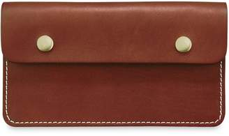 Red Wing Shoes Leather Trucker Wallet