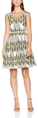 Yumi Women's Pineapple Dress,UK(42 EU)