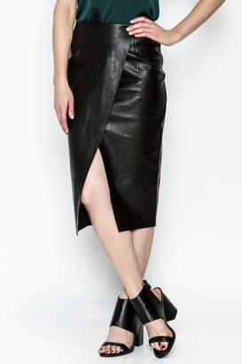 Do & Be Do-Be Overlay Skirt