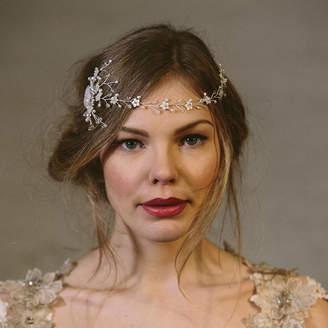 Mother of Pearl Debbie Carlisle Astrid Wedding Hair Vine Bridal Comb