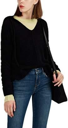 ATM Anthony Thomas Melillo Women's Textured Fleece Hoodie