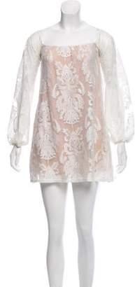 For Love & Lemons Knit Tent Dress