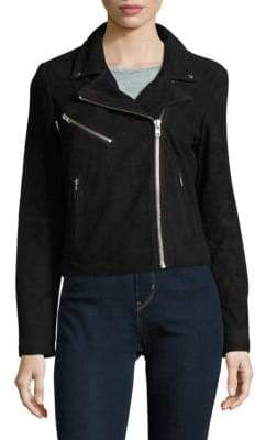 Veda Wright Suede Jacket