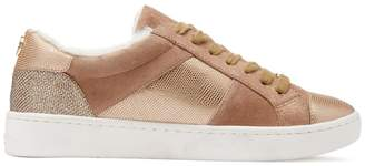 Dune London Egypt Leather Trainers