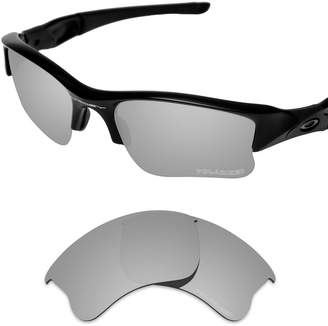 fcd9af7e99 at Amazon Canada · Oakley Tintart Performance Replacement Lenses for Flak  Jacket XLJ Polarized Etched-Silver Metallic