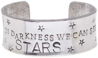 Alisa Michelle Only In Darkness We Can See Stars Cuff